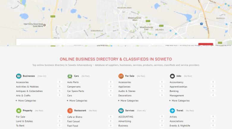 Soweto SP Directory