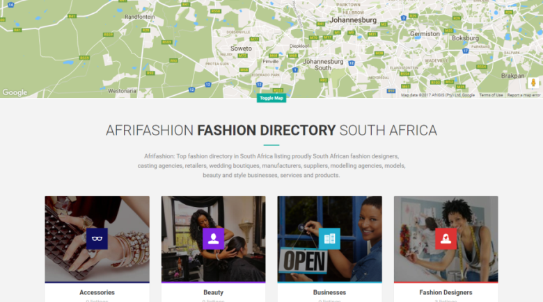 Afrifashion directory
