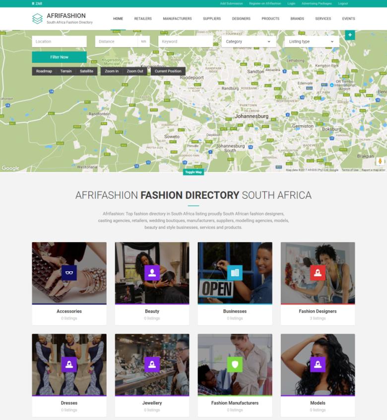 Afrifashion directory