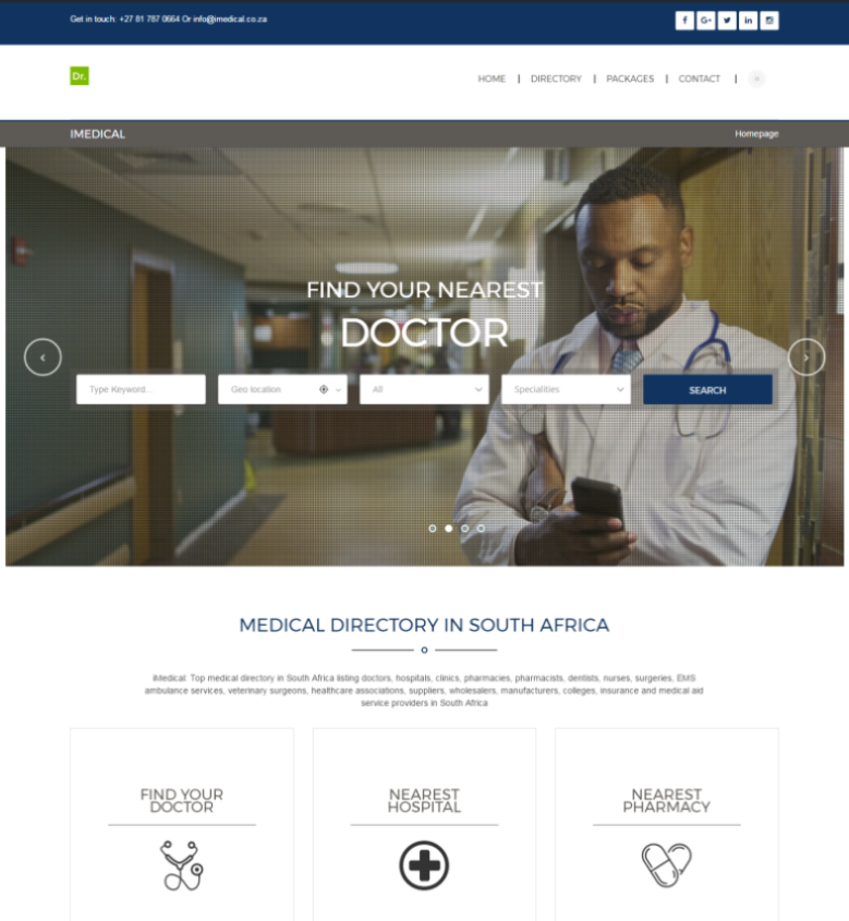 iMedical Directory